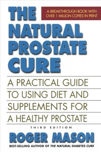 The Natural Prostate Cure - Roger Mason (Paperback) - Cover