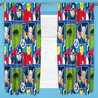 Marvel Avengers - Tech Curtains - 72 Inch - Cover