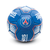 Paris Saint Germain - Club Crest Prism Football (Size 1)