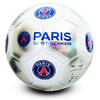Paris Saint Germain - Club Crest Silver Players Signature Football (Size 5)