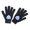 Portsmouth - Club Crest Knitted Gloves (Junior)