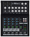 Mackie MIX8 Mix Series 8-Channel Compact Mixer (Black)