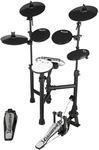 Carlsbro CSD130 5pc Electronic Drum Kit (Black)