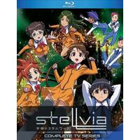Stellvia: Complete TV Series (Region A Blu-ray)