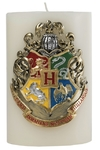 Harry Potter Hogwarts Sculpted Insignia Candle - Insight Editions (Other printed item)