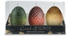 Game of Thrones: Sculpted Dragon Egg Candles - Insight Editions (Other printed item)
