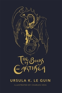 Books of Earthsea - Ursula K. Le Guin (Hardcover)