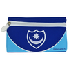 Portsmouth - Club Crest Swoop Flat Pencil Case