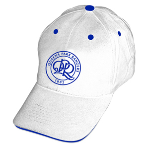 Queens Park Rangers - Club Crest Baseball Cap - Merch Online  5588f134c53