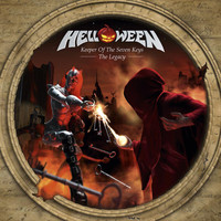 Helloween - Keeper of the Seven Keys: the Legacy (CD) - Cover