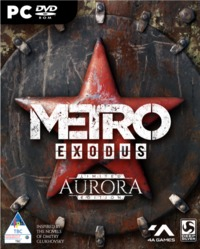 Metro Exodus - Aurora Limited Edition (PC) - Cover