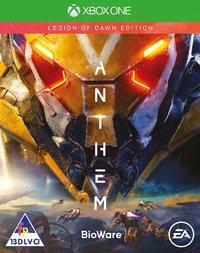 Anthem - Legion of Dawn Edition (Xbox One) - Cover