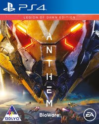 Anthem - Legion of Dawn Edition (PS4) - Cover