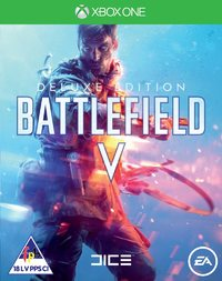 Battlefield V - Deluxe Edition (Xbox One) - Cover