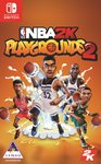 NBA 2K Playgrounds 2 (Nintendo Switch)