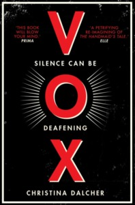 Vox - Christina Dalcher (Trade Paperback) - Cover