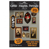 Amscan - Halloween Scene Setters Add-On - Gothic Mansion Portraits