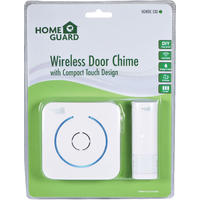 Homeguard - HGWDA530 Wireless Door Chime with Compact Touch Design