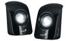 Genius Stereo USB Powered Speakers SP-U115 - Black
