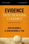 Evidence That Demands a Verdict Study Guide - Josh Mcdowell (Paperback)