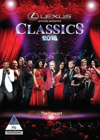 Various Artists - Classics Is Groot 2018 (DVD) - Cover