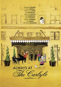 Always At the Carlyle (Region 1 DVD) - Cover