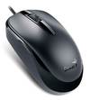 Genius DX-120 USB Optical 1000DPI Ambidextrous Mouse