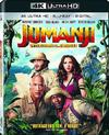 Jumanji: Welcome to the Jungle (4K Ultra HD + Blu-ray)