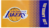 NBA - Los Angeles Lakers Fade Flag