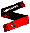 NFL - San Francisco 49ERS Fade Scarf