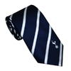 Tottenham Hotspur - Club Crest Neck Tie White Stripe
