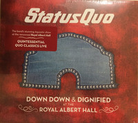 Status Quo - Down Down & Dignified (CD) - Cover