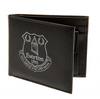 Everton - Crest Embroidered Pu Leather Wallet