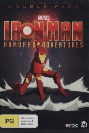 Iron Man Armoured Adventures: Double Pack 2 (DVD)