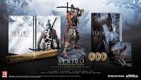Sekiro: Shadows Die Twice - Collector's Edition (PS4)