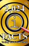 2,024 QI Facts To Stop You In Your Tracks - John Lloyd (Hardcover)