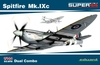 Eduard - Kit: 1/144 Super 44 - Spitfire Mk.Ixc Dual Combo (Plastic Model Kit Add-On)