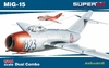 Eduard - Kit: 1/144 Super 44 - Mig-15 Dual Combo (Plastic Model Kit Add-On)