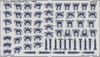 Eduard - Photoetch: 1/200 - Figures Royal Navy (Plastic Model Kit Add-On)