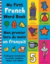 My First French Word Book - Kingfisher (Paperback)