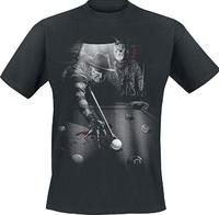 Freddy Vs Jason Pool T-Shirt (Small) - Cover