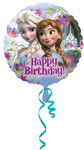 Anagram - 18 inch Foil Balloon - Happy Birthday Frozen