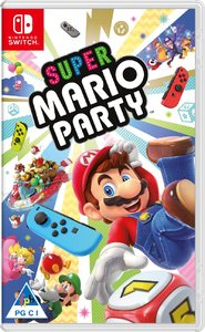 Super Mario Party (Nintendo Switch) - Cover