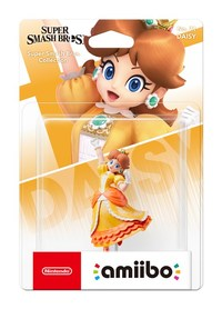 amiibo - Super Smash Bros. Collection - Daisy (Nintendo Switch) - Cover