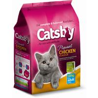Catsby - Dry Cat Food - Chicken (1.8kg)