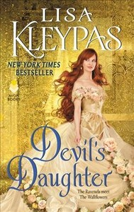 Devil's Daughter - Lisa Kleypas (Paperback) - Cover