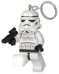 LEGO IQHK - LEGO Star Wars - Stormtrooper with Blaster Key Chain - Cover