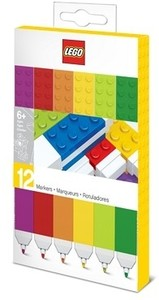 LEGO IQHK - LEGO Markers (12 Markers) - Cover