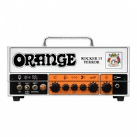 Orange Rocker 15 Terror 15 Watt Valve Guitar Amplifier Head