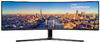 Samsung - LC49J890D 48.9 inch Curved LED Computer Monitor